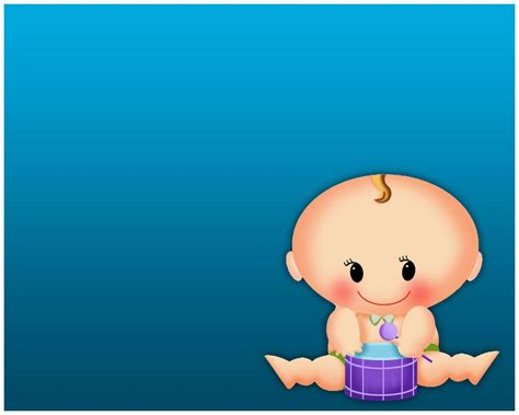 Baby Backgrounds Wallpaper Cave Baby Powerpoint Templates