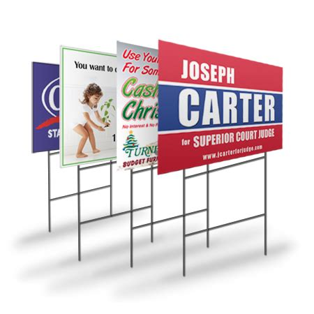 design center signs yard signs design center signs