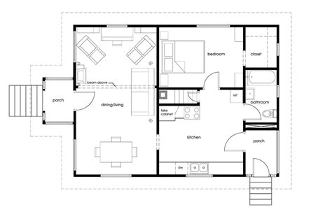 building plans homes free tiny house building plans with two terraces and one