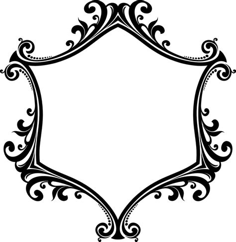 decorative pattern png clipart decorative ornamental flourish frame aggrandized 16