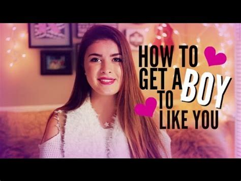how to get a to you how to get a boy to like you hellokaty