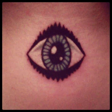 evil eye tattoo on neck 17 best images about tattoos on pinterest on back