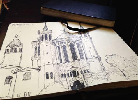 sketchbook terbaik 3 alasan untuk selalu membawa sketchbook kursus