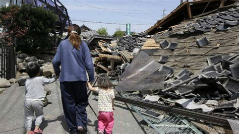 imagenes japon terremoto descartan alerta de tsunami tras terremoto en jap 243 n