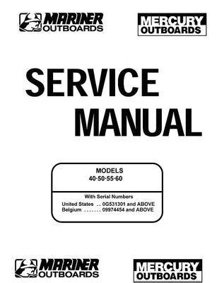 manual repair autos 2008 mercury mariner head up display mercury mariner 40 50 55 60hp service manual 2 stroke