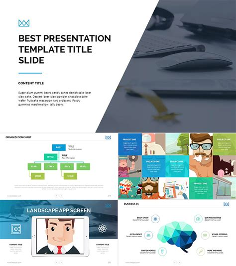 25 Awesome Powerpoint Templates With Cool Ppt Designs Best Business Presentation Templates