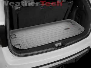 Cargo Liners For Nissan Pathfinder Weathertech Cargo Liner For Nissan Pathfinder Small