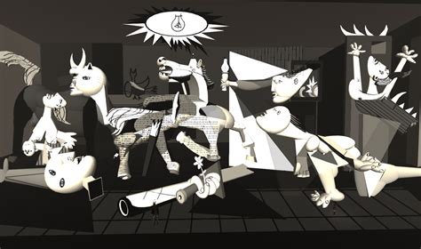picasso paintings guernica meaning quan s travelogues 2d in interpretation
