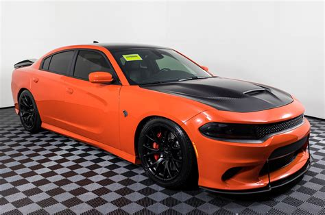 Charger Srt Hellcat For Sale by Used 2016 Dodge Charger Srt Hellcat Rwd Sedan For Sale