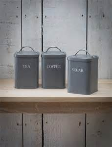 trading set kitchen: set of kitchen canisters by garden trading notonthehighstreetcom