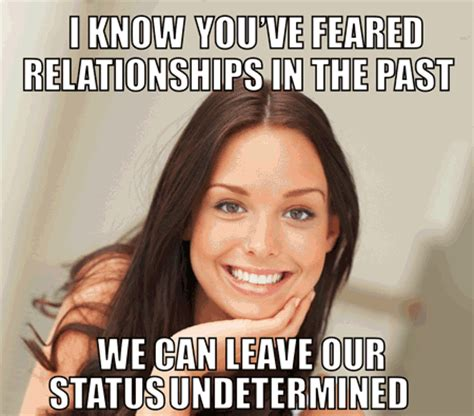 Misunderstood Girlfriend Meme - i ll just leave this here damn lol