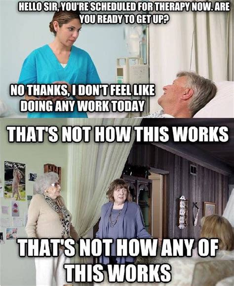 Physical Therapy Memes - 543 best images about physical therapy awesomeness on
