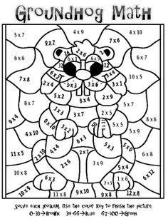 multiplication coloring page pdf multiplication coloring sheets multiplication coloring