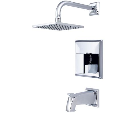 4 Shower Trim by Single Handle Tub And Shower Trim Set Pioneer Industries