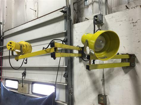 Loading Dock Lights Led Dock Lights Warehouse Rack And