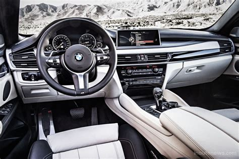 X6 Interior by 2015 Bmw X6 Interior White 05 Images 2015 Bmw X6 Officially Unveiled