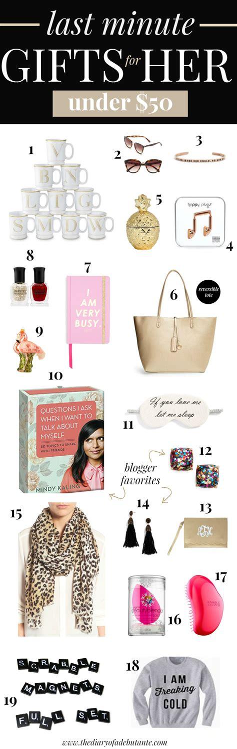 last minute gifts for last minute gifts for 50 diary of a debutante