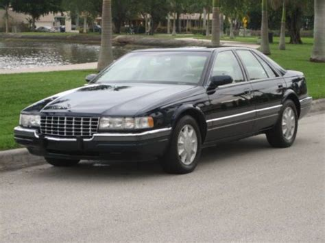 97 cadillac sls purchase used 1996 97 95 cadillac seville sls 1owner non