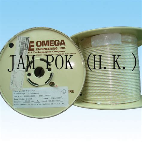 sle competitive analysis hh k 20 sle hh k 24 sle omega insulated thermocouple wire