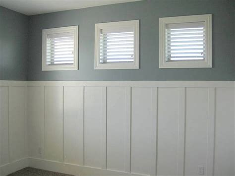 Wainscoting Options by Images Board And Batten Wall Paneling Board Batten
