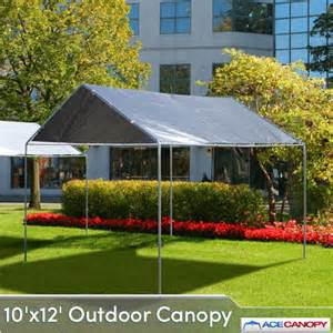 12 X 10 Canopy by 10 X 12 Outdoor Canopy