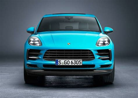 porsche macan interior updates  suvs