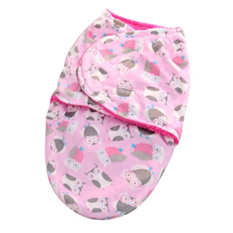Baby Blanket Sleeper Bag by Newborn Toddler Baby Swaddling Blanket Swaddle Wrap