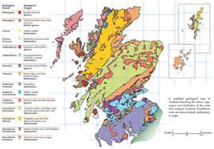 geological survey maps scotland images