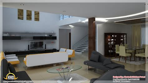 Living Room Interiors Kerala Beautiful Contemporary Home Designs Kerala Home Design