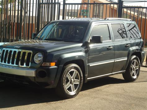 patriot jeep 2008 jeep patriot limited 2008