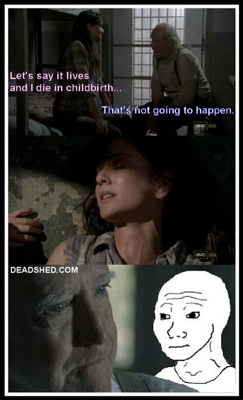 walking dead memes lori www imgkid com the image kid