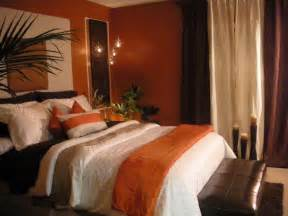 orange and brown bedroom ideas expresso and orange delight living ever after pinterest