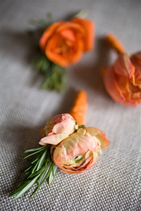 brooklyn wedding by moss isaac graham elizabeth the best 20 orange boutonniere ideas on pinterest calla