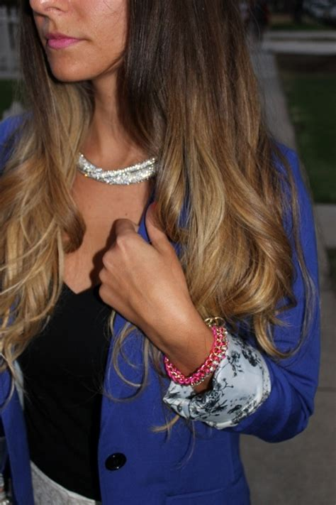 ombr cheeks ombre hair color i am rocking this look right now by