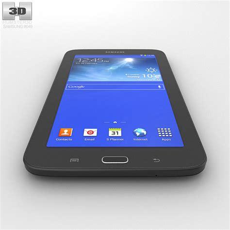 Samsung Tab 3 3d samsung galaxy tab 3 lite black 3d model hum3d