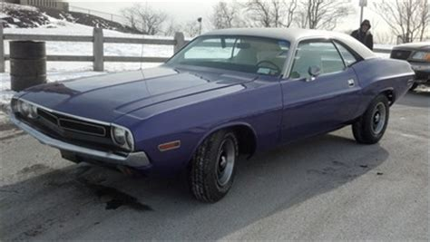 1971 Dodge Challenger Giveaway - 1971 dodge challenger for sale in lynn ma racingjunk classifieds