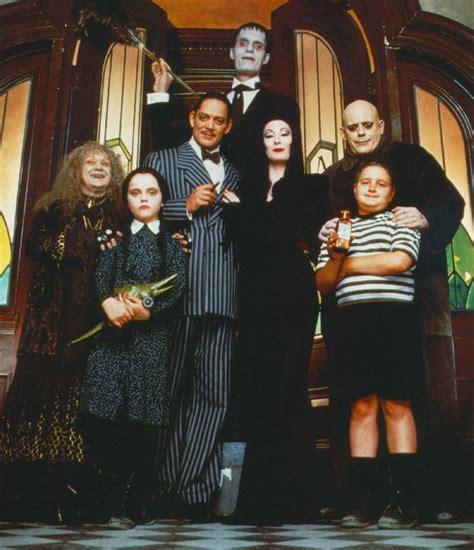 addams family kind of weird but like the addams family weird huh