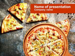 pizza powerpoint template pizza presentation template for powerpoint and keynote