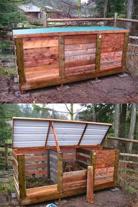 backyard composting bins 25 best ideas about diy compost bin on