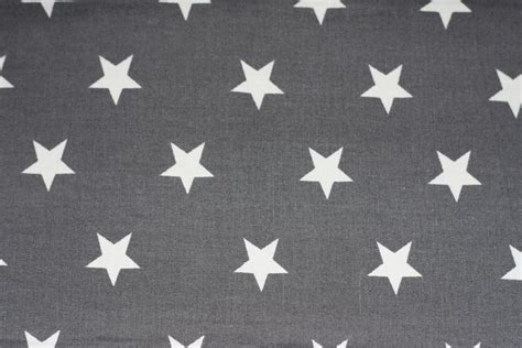 grey wallpaper with stars fabric dark grey with white stars fur n fabric