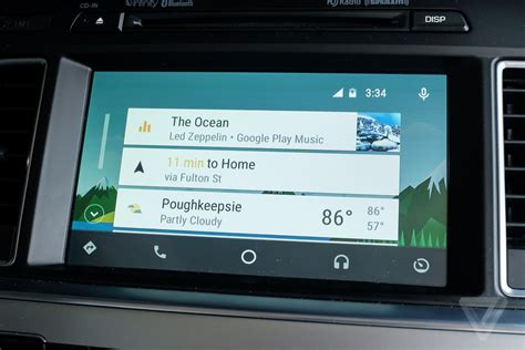 android auto review the verge