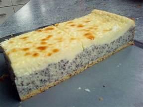 mohn vanille kuchen mohnkuchen mit schmand und vanillepudding rezept mit bild