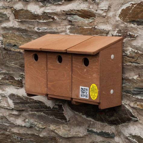 sparrow terrace nest box elite ecology uk ecological