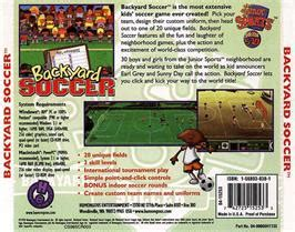 backyard baseball humongous entertainment backyard soccer scummvm games database