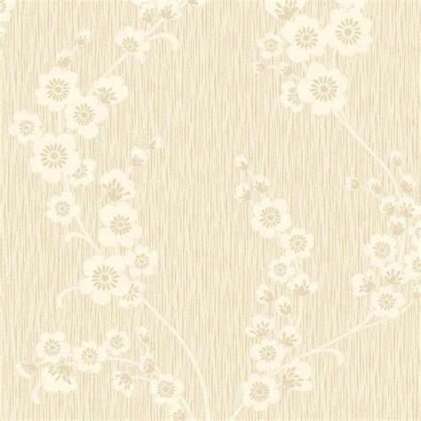 cream gold wallpaper uk henderson interiors chelsea glitter floral wallpaper cream