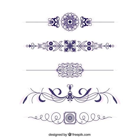 decorative borders with leaves free vectors ui download - Decorative Border Download
