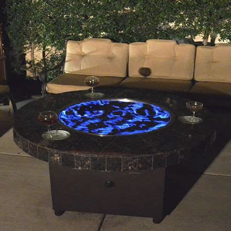 This Multi Ring Burner When Used With The Tsunami Sand Firepit Burner