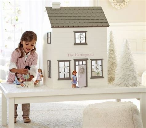 pottery barn kids doll house avery has gotten very excited about a quot real quot doll house