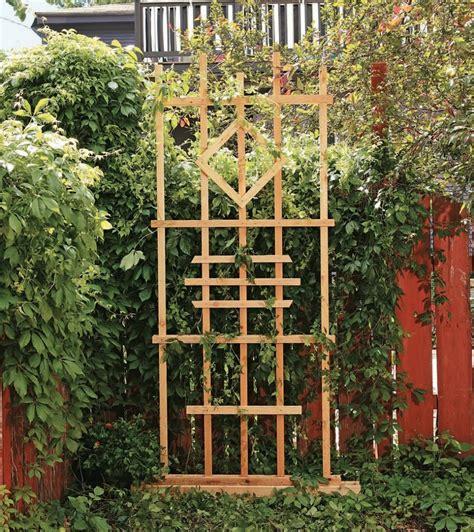 Black Trellis Garden Garden Trellis Quarto Homes