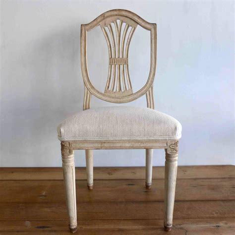 swedish furniture six 19th century swedish gustavian style chairs in furniture